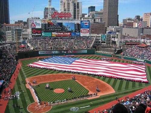 Cleveland Indians Season Opener Apr 6