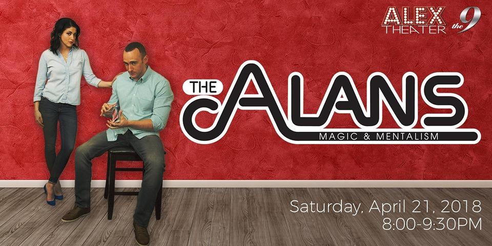 The ALANS Live