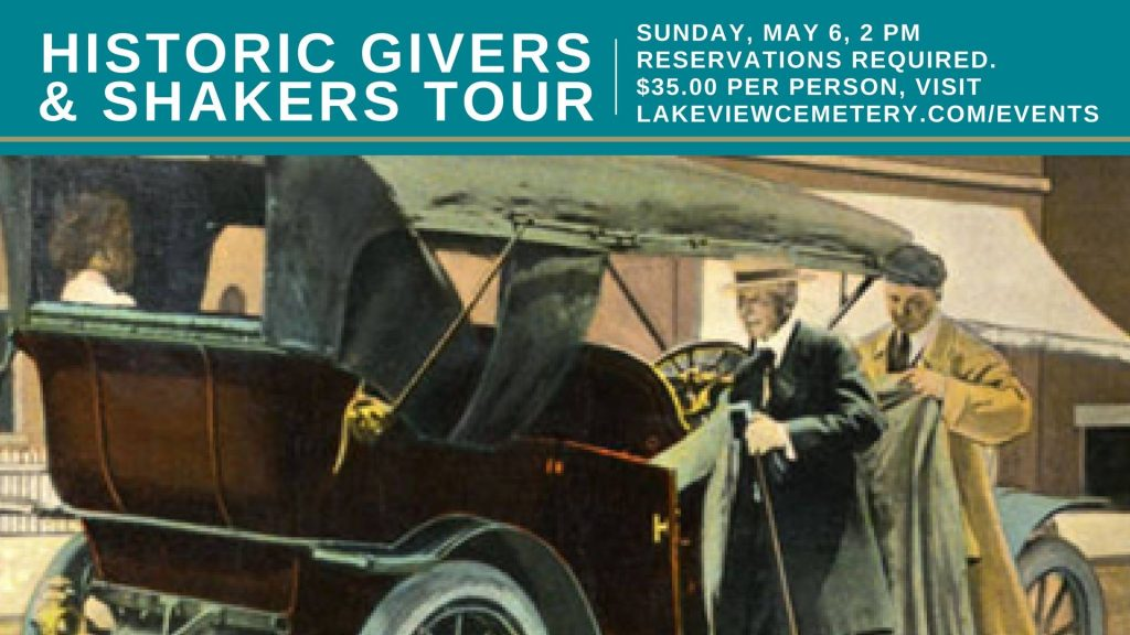 Historic Givers and Shakers