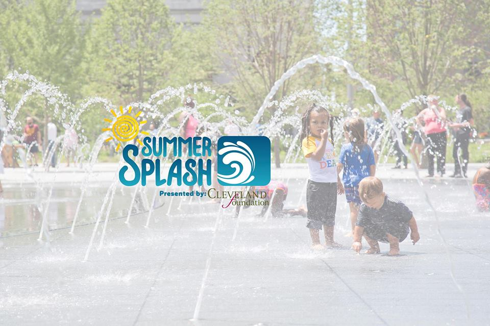 Summer Splash in the Square