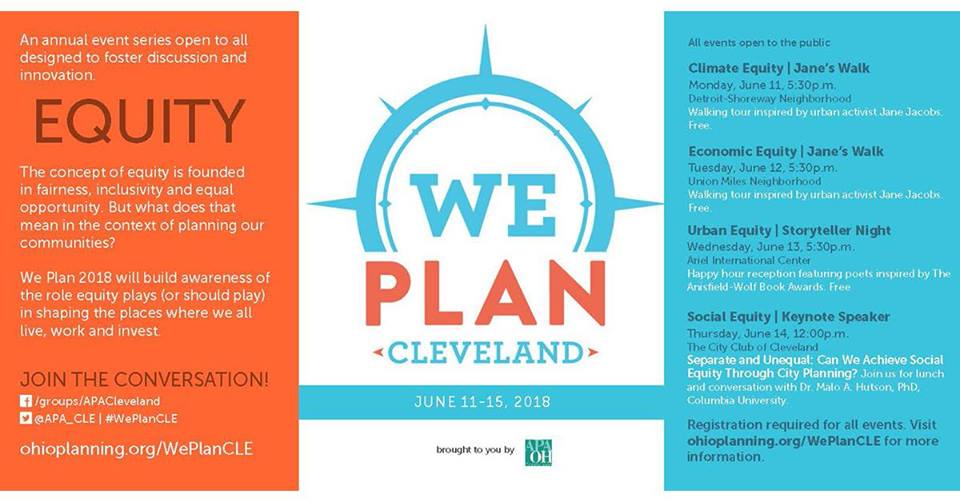 We Plan CLE 2018