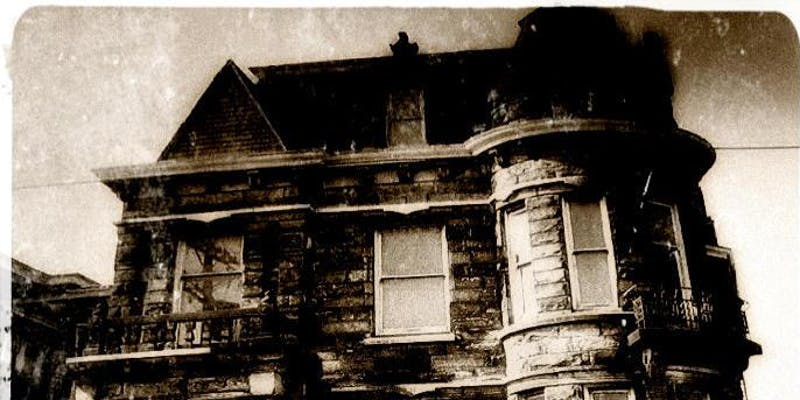 Haunted History Tour