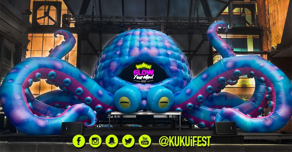 KuKui Glow Your Mind Fest