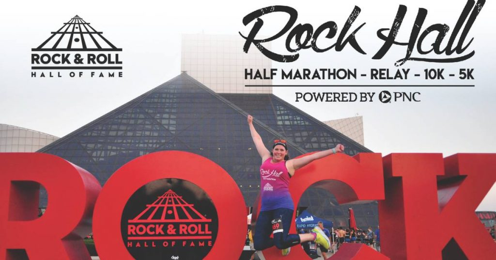 Rock and Roll Hall Half Marathon