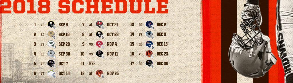 Cleveland Browns Season Start