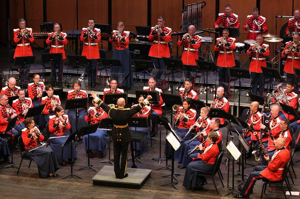 Marine Band National Concert Tour