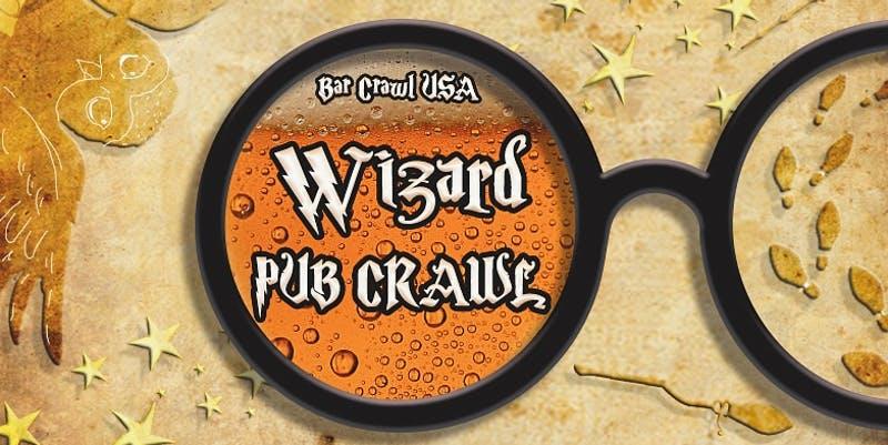 Wizard Pub Crawl