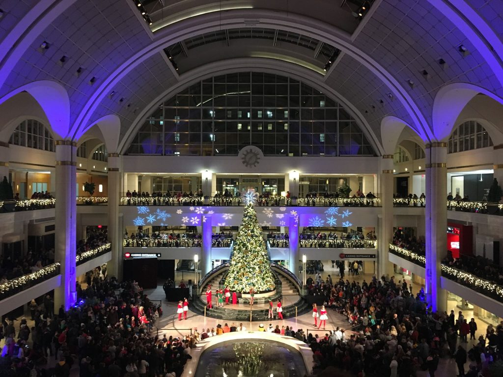 Tower City Holiday Shows