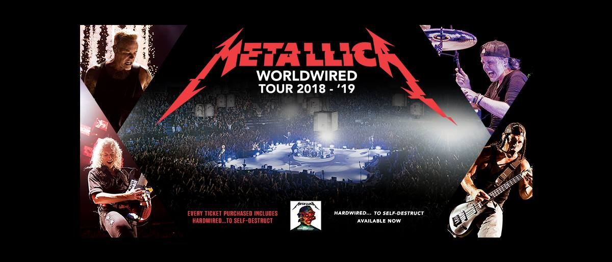 Metallica's Worldwired Tour Comes to Cleveland! | On Cleveland