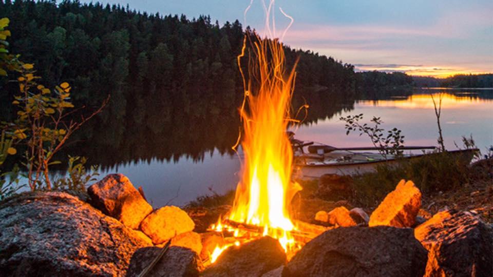 fresh air camp